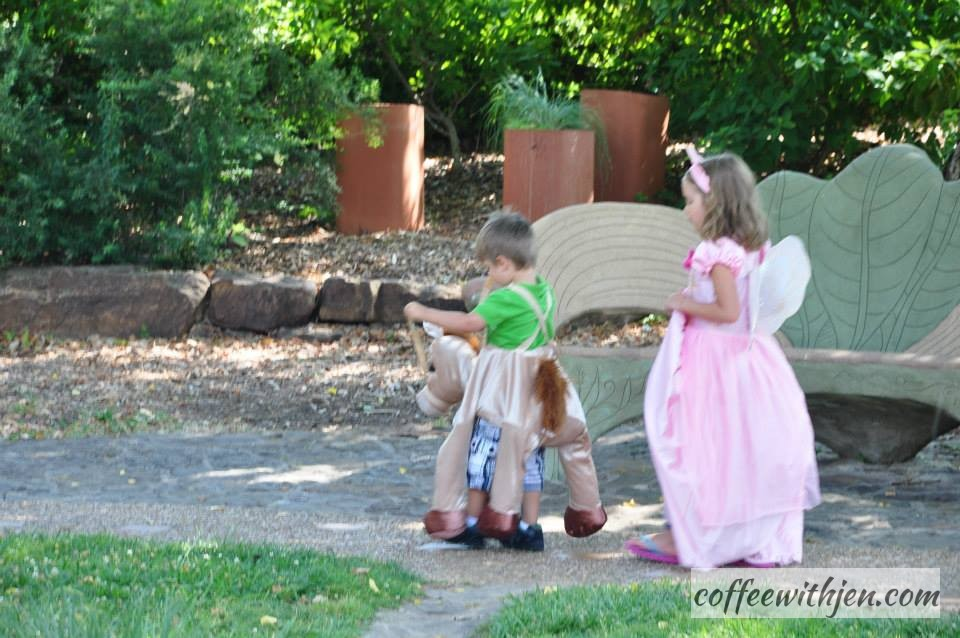 She shows him the way to the castle where the Princess was held hostage.