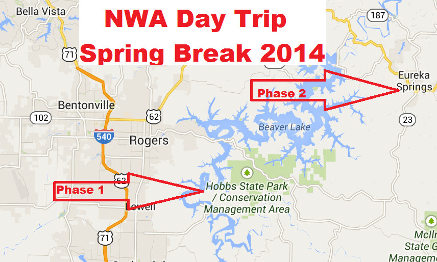 NWASpringBreak2014