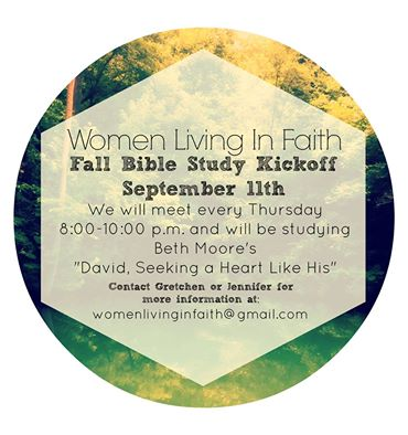 Bible Study Open to Women in Northwest Arkansas