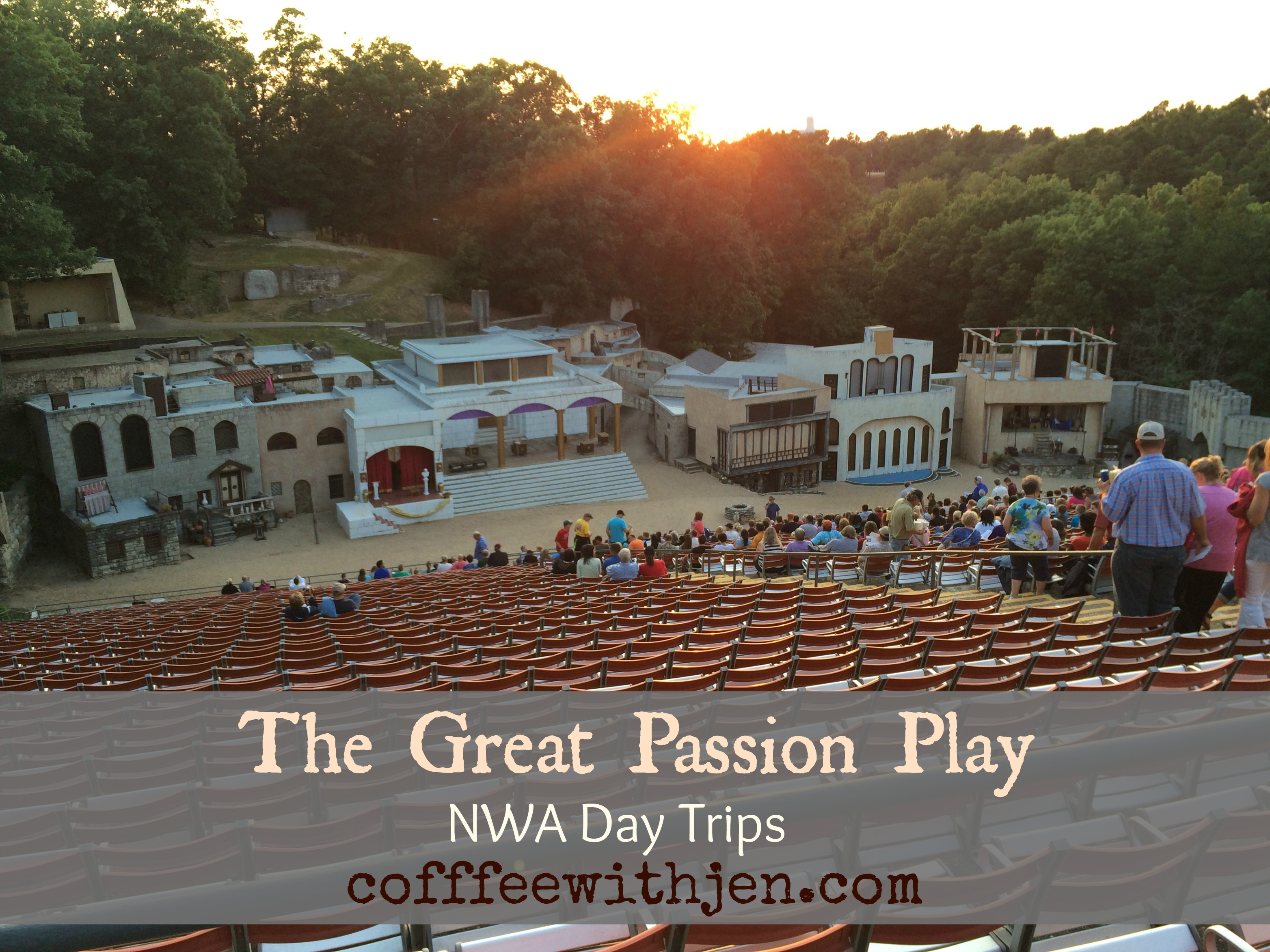 The Great Passion Play Eureka Springs