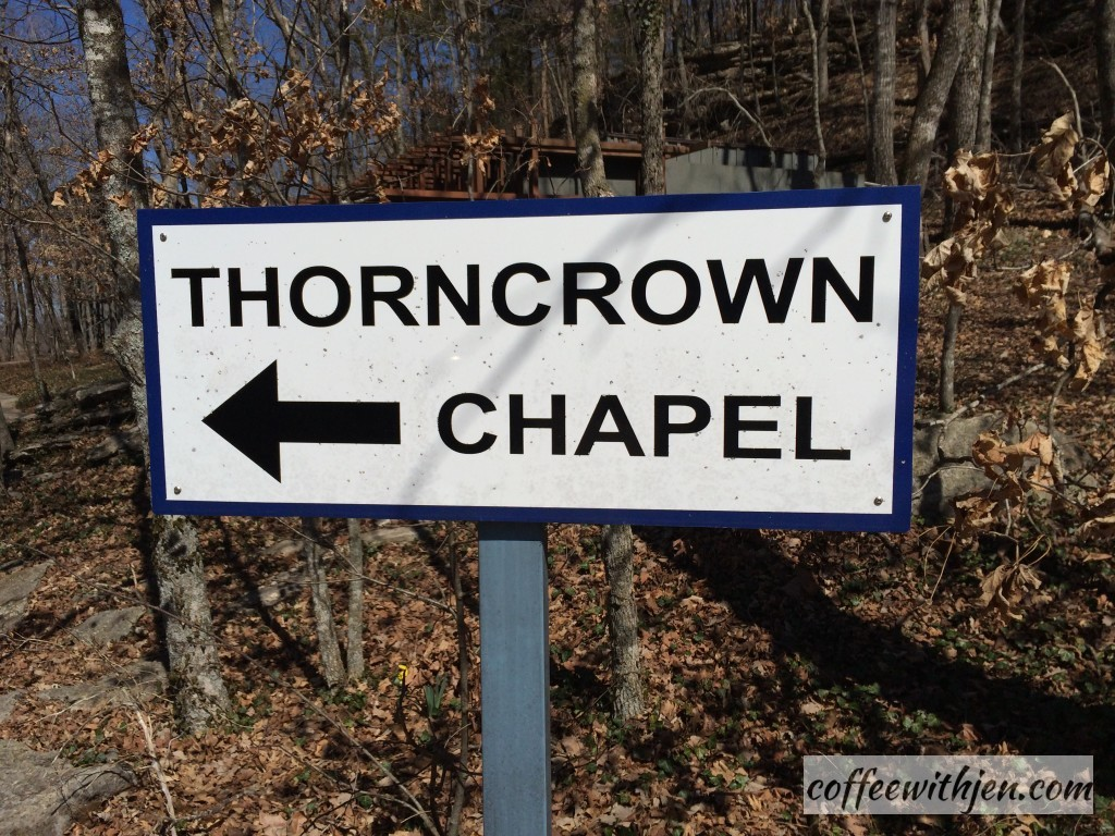 Fourth Stop- Thorncrown Chapel