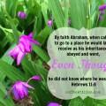 Hebrews 11