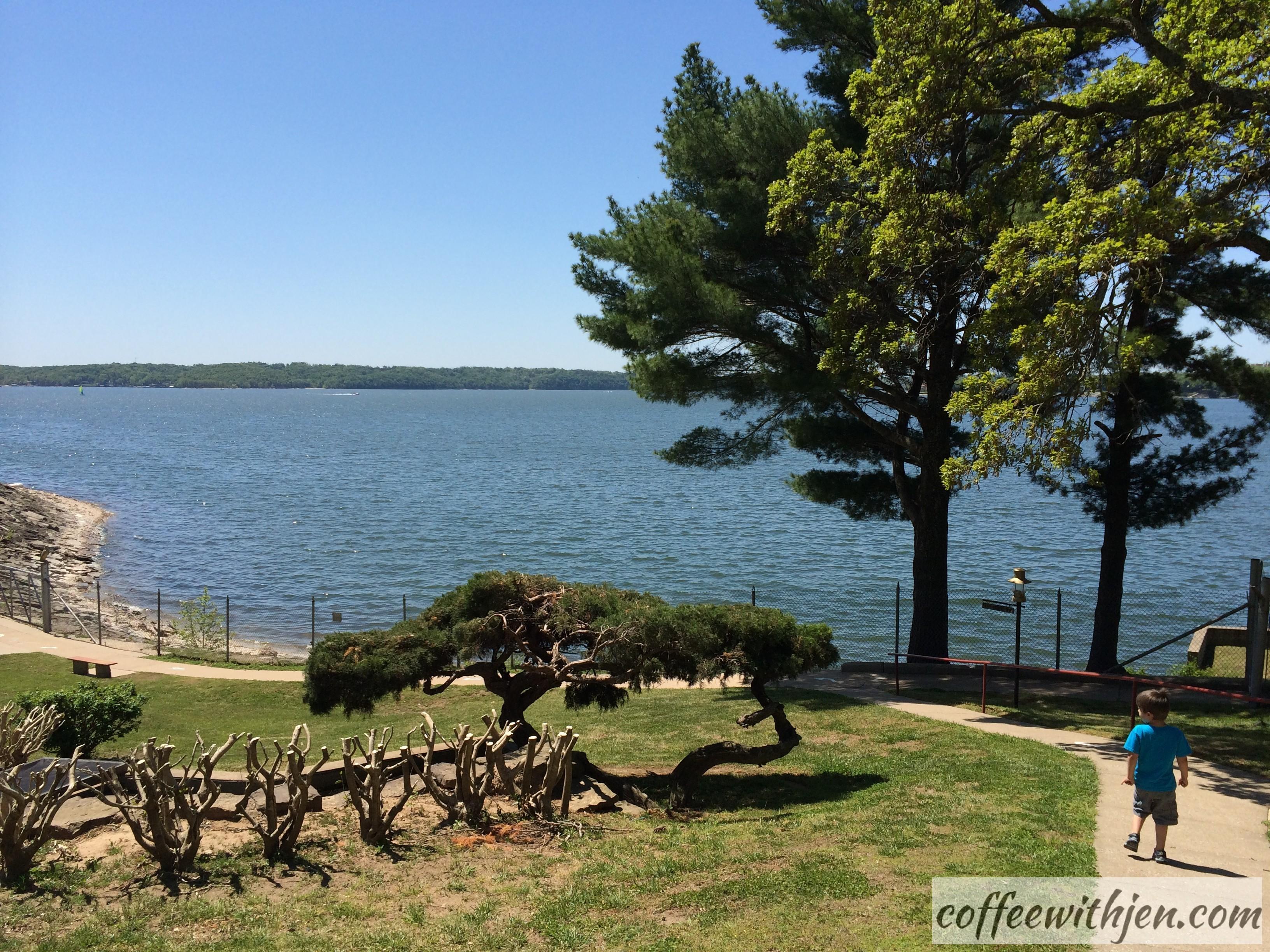 The beautiful Grand Lake!